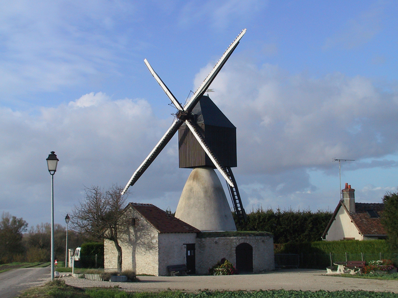 Moulin Saint-Jacques©