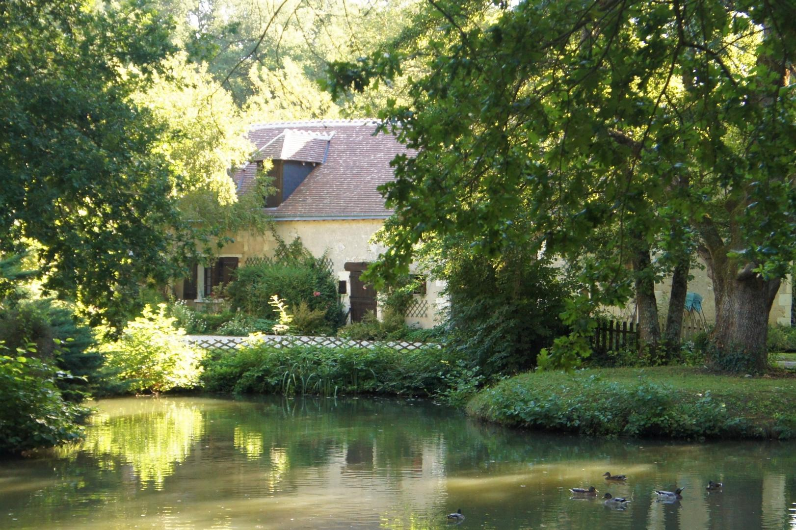 Gîte du Moulin de la Follaine