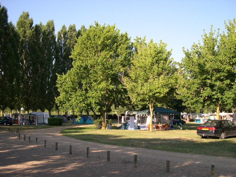 Camping Les Bords de Creuse