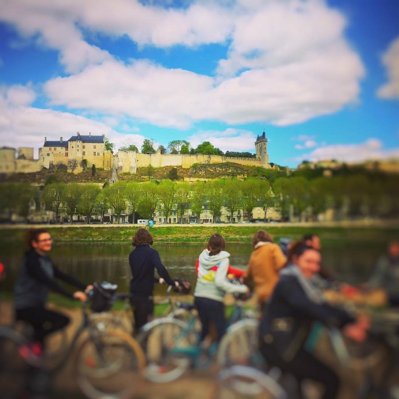 Bicycle Rentals – (CLAN) Chinon Loisirs Activités Nature©