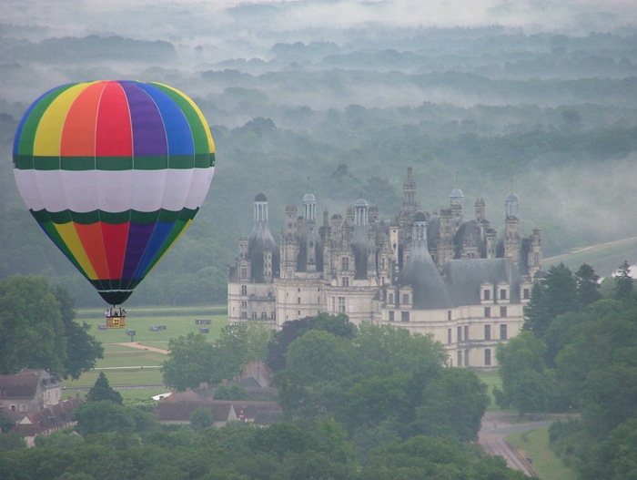 Balloonrevolution – Evenementciel©
