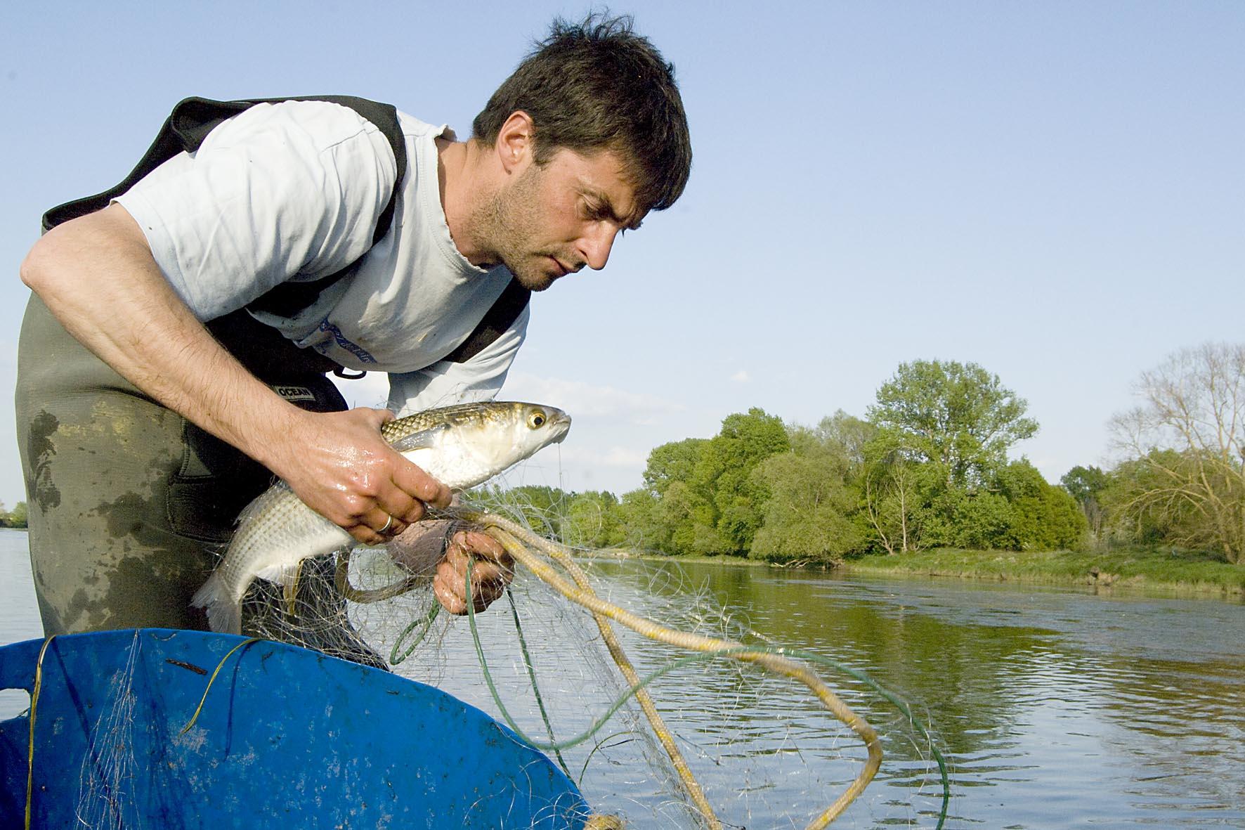 Pêcheurs de Loire©