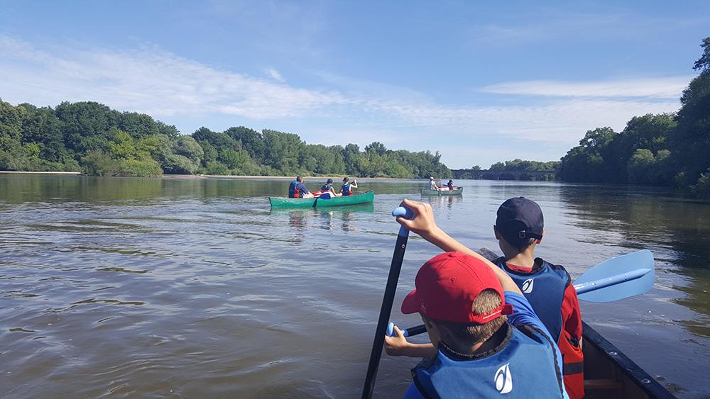 Canoe Raid Aventure©
