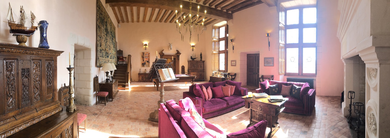 Domaine royal de Château Gaillard©