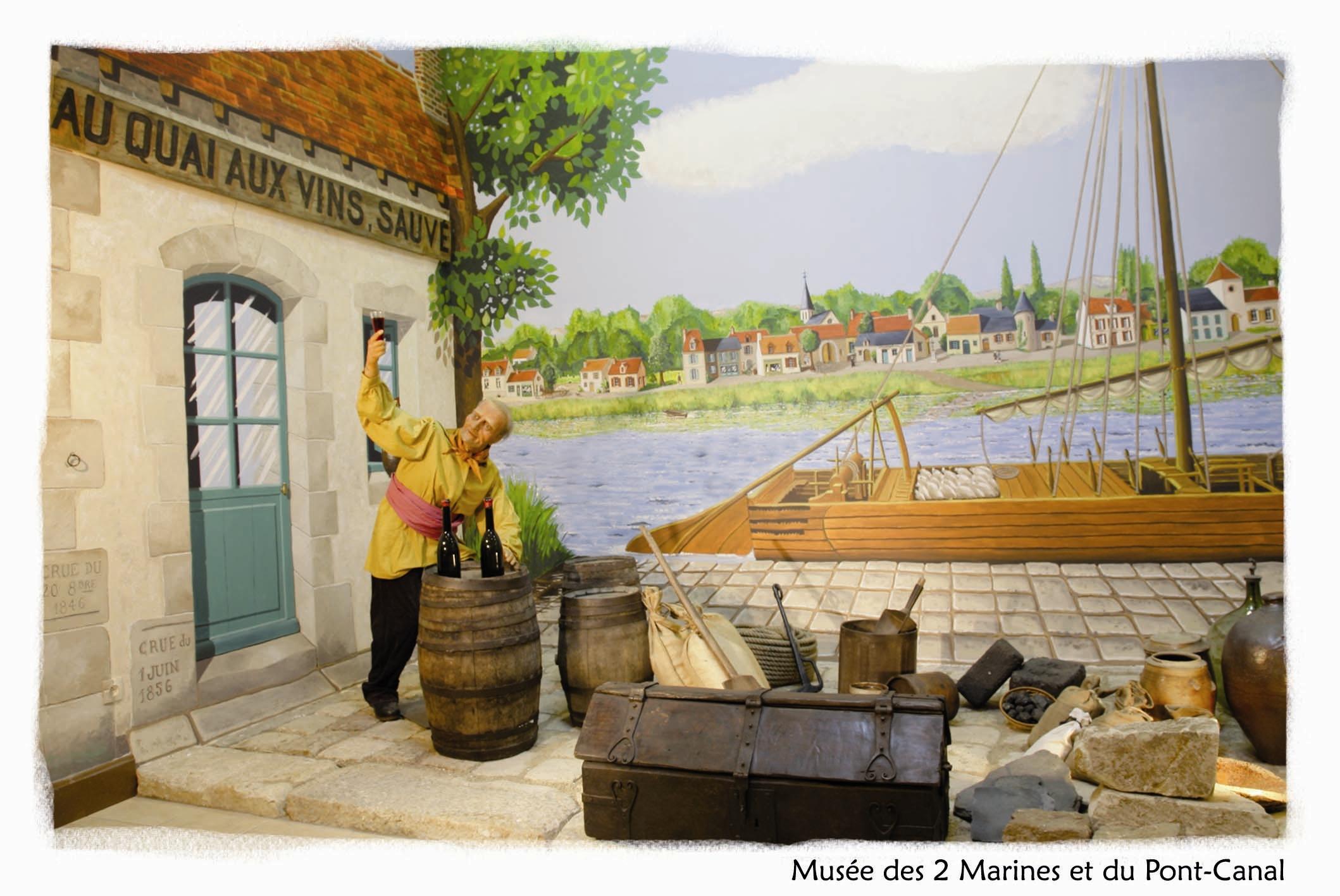 Musée des 2 Marines et du Pont Canal©
