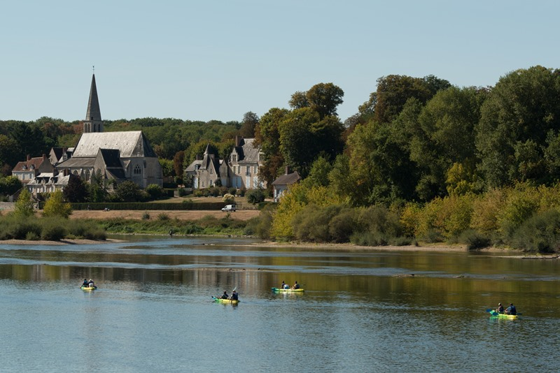 Loire Kayak – Activities and discoveries of nature of the Loire©