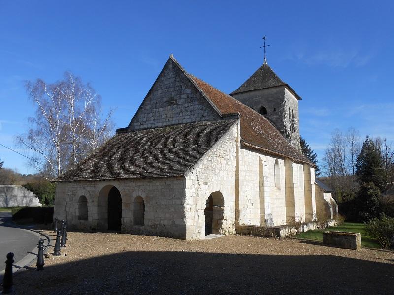 Église romane Saint-Martin