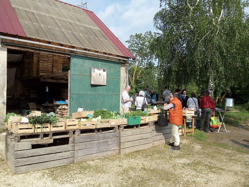 Les Jardins Vergers de la Petite Rabaudière