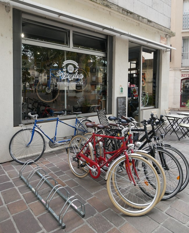 La Bicyclerie – Coffee Bike©