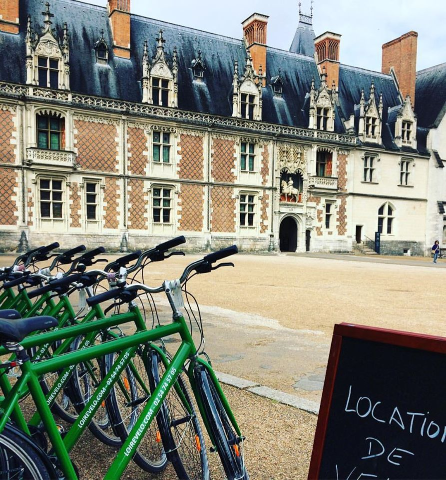 Cycle hire – La Salamandre©