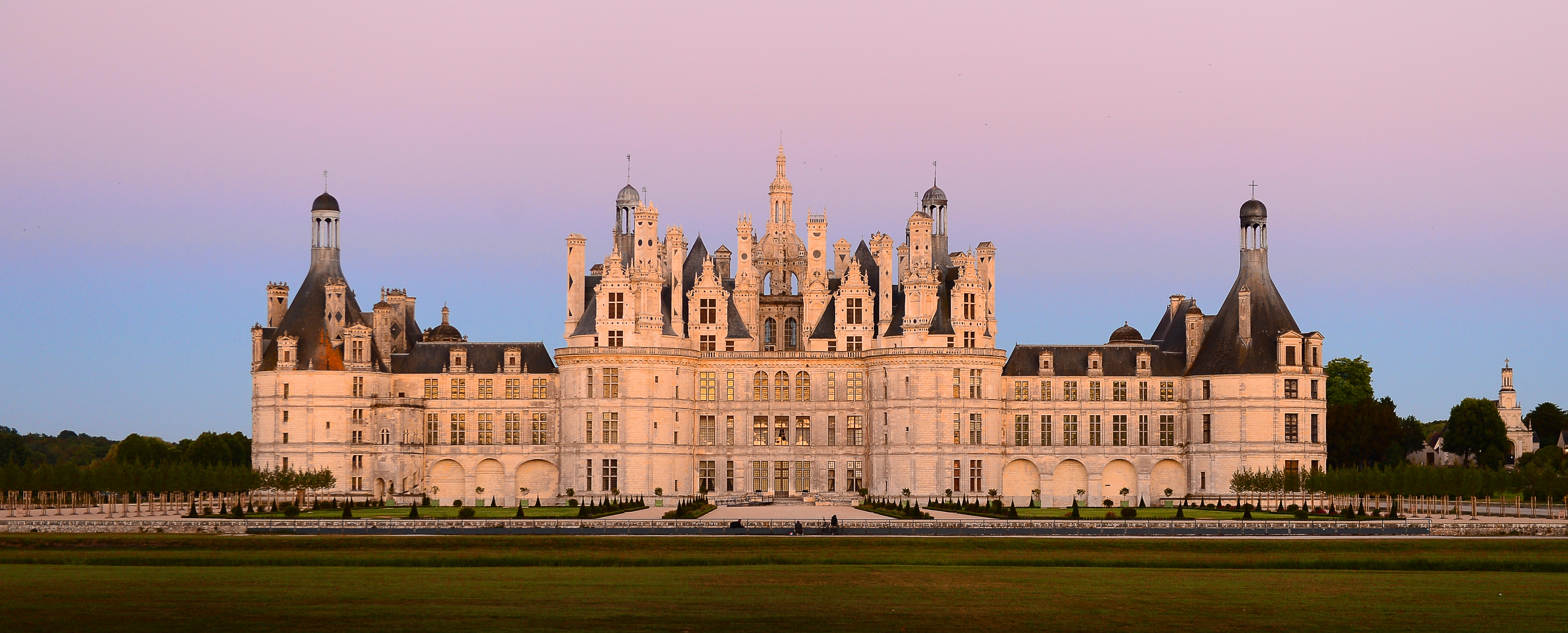 DOMAINE NATIONAL DE CHAMBORD©