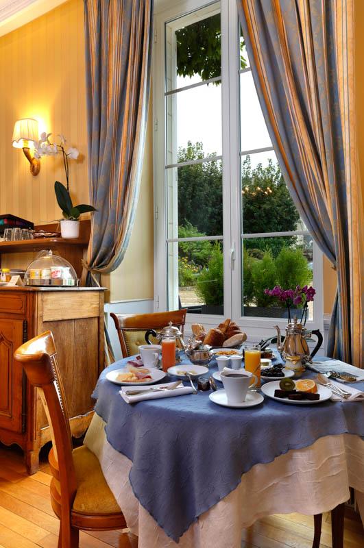 Hôtel Le Manoir les Minimes©