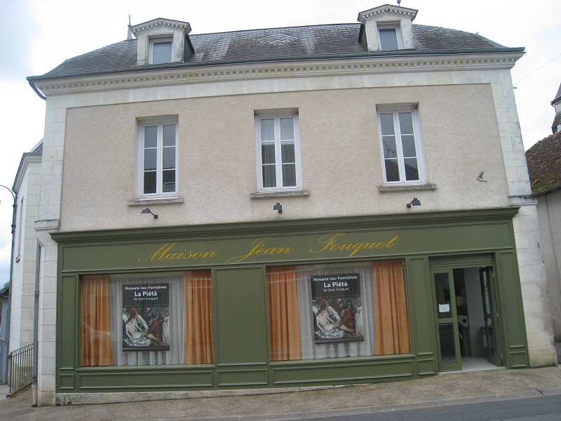 Jean Fouquet House