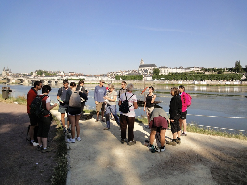 Discovery footpath circuits around the River Loire©
