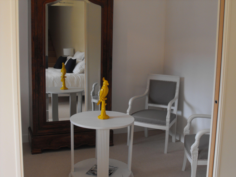 Le salon de la suite 24 Faubourg©