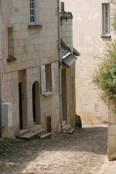 Guided tour of Chinon©
