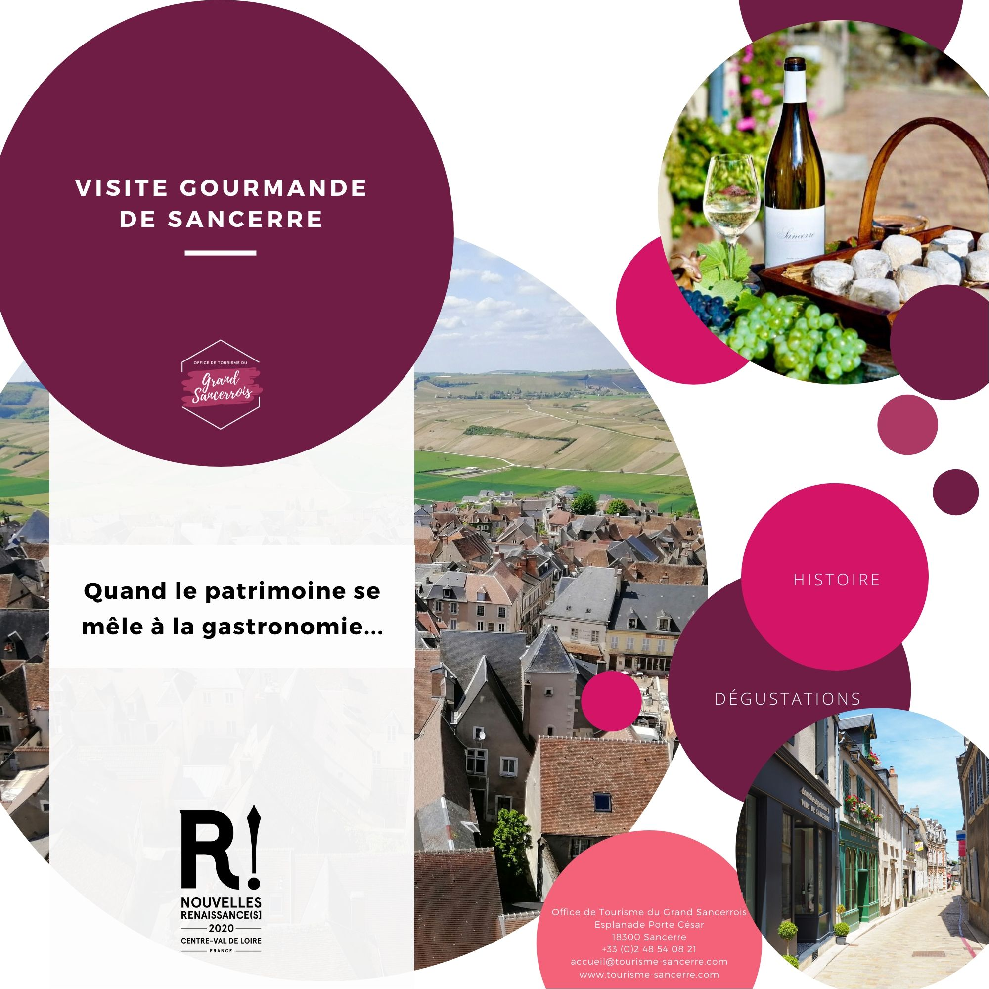 Office de tourisme du Grand Sancerrois©