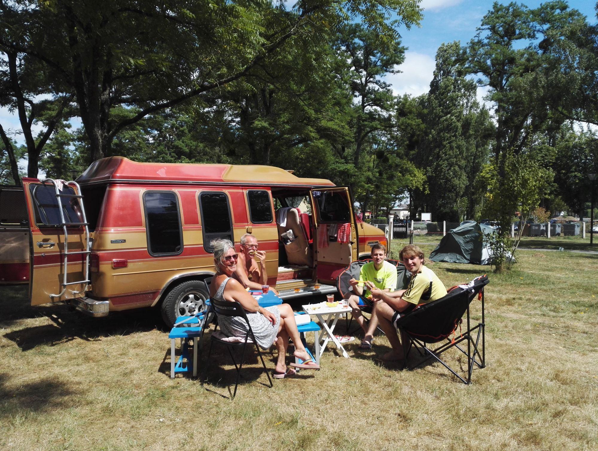 Camping de l'Ile de Bannay©