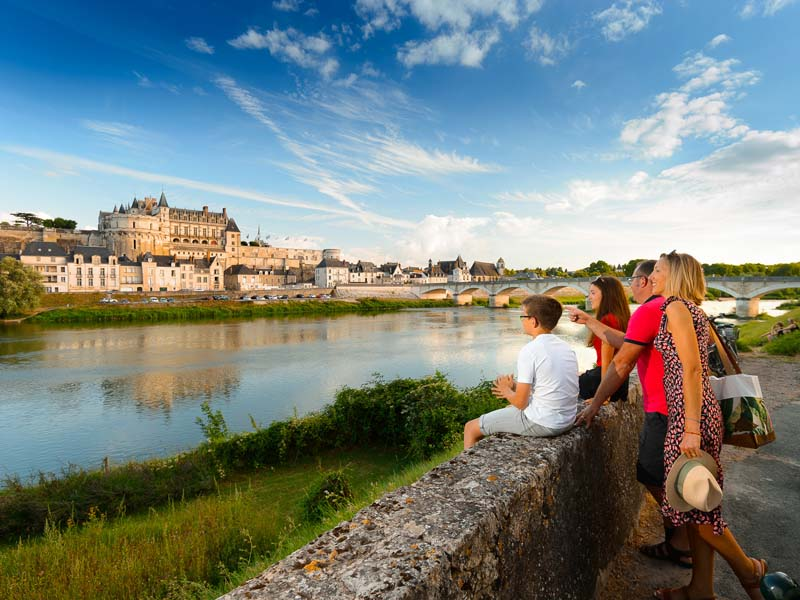 Royal Château of Amboise©