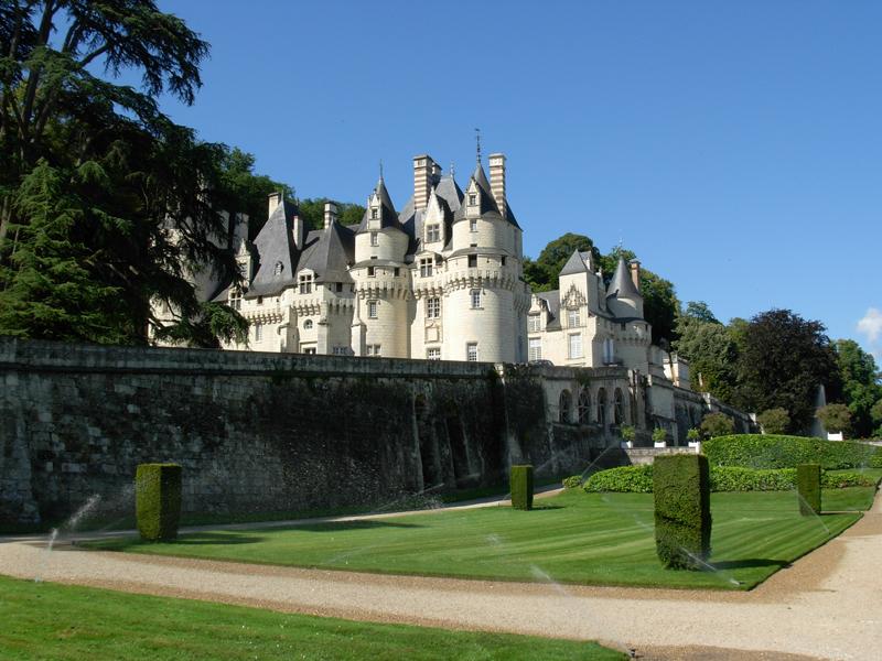 Château d\'Ussé©