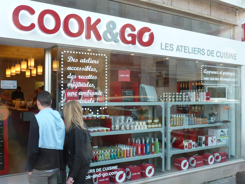 Cook & go©