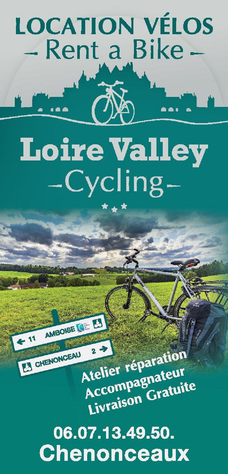 ©Loire Valley Cycling©