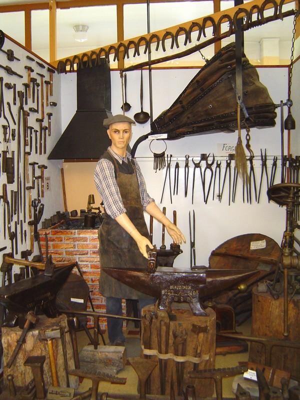 Musée de l'outil et des vieux métiers