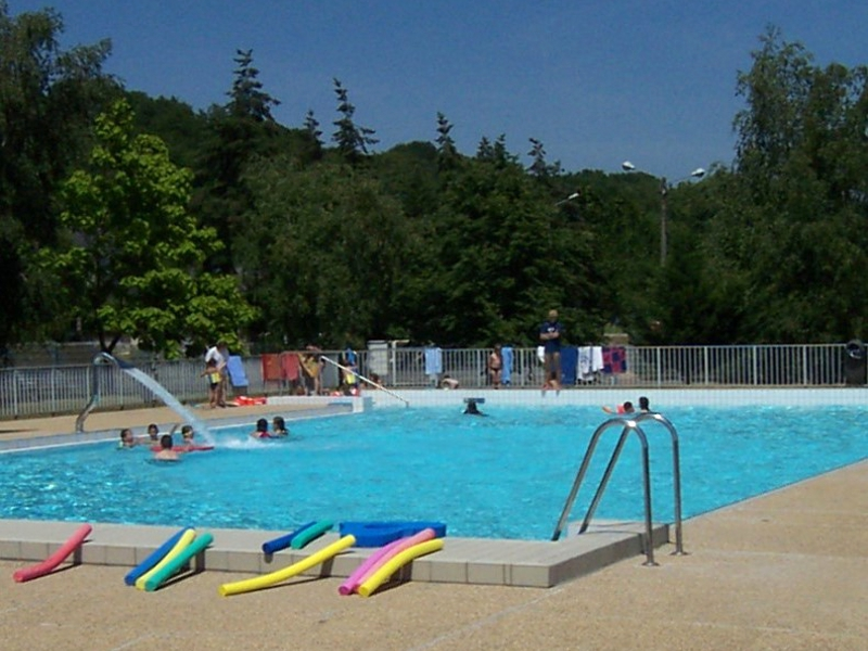 Piscine municipale©
